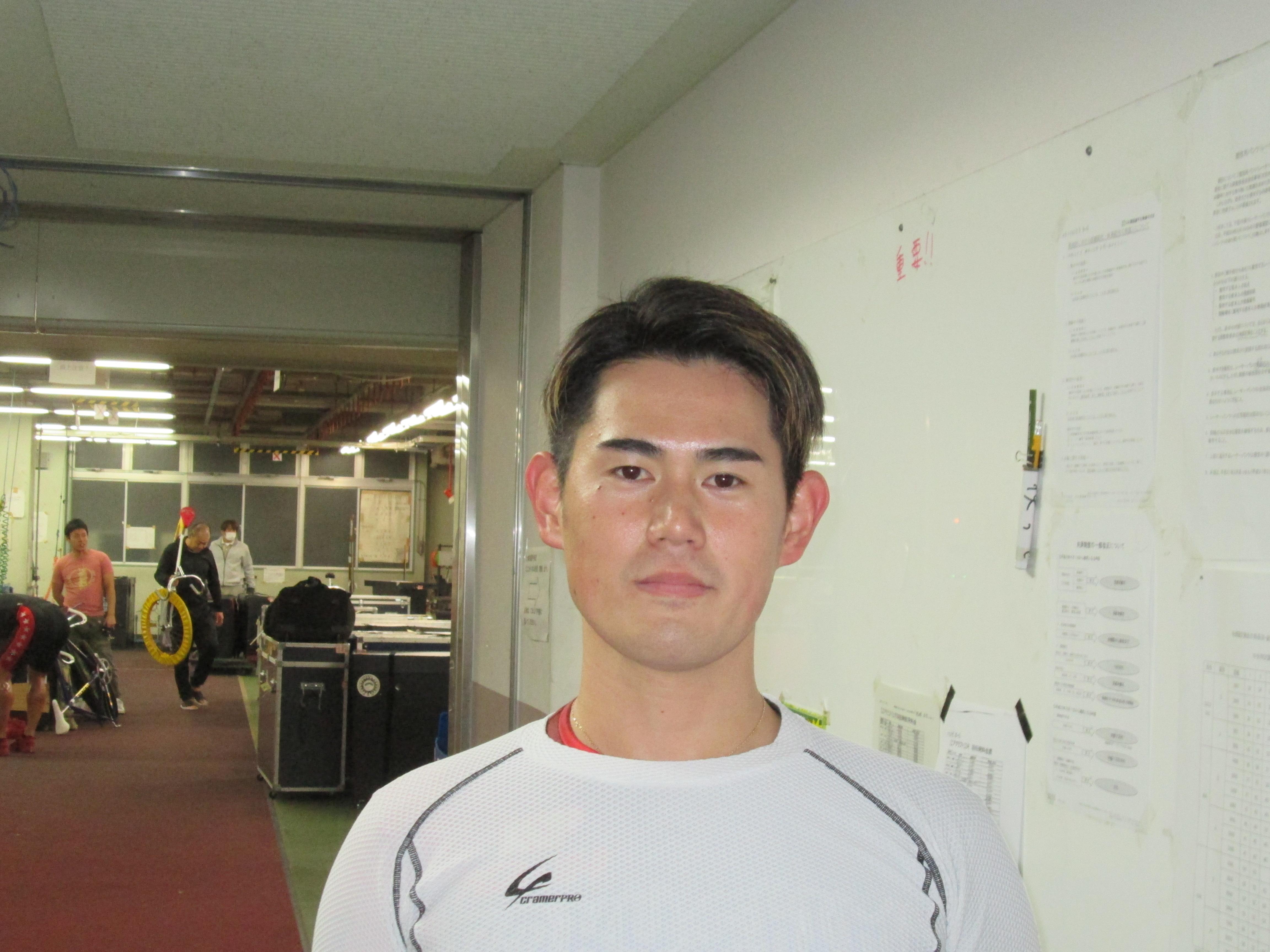 小川真太郎(徳島)11RS級決勝 1着